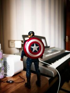 S-H-Figuarts-SHF-Avengers-End-Game-Captain-America-Action-Figure-New-in-Box