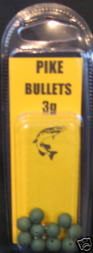 Pike Bullets 3GRM
