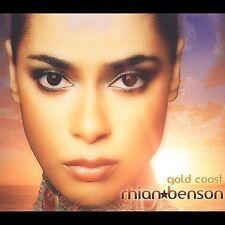 Gold Coast by Rhian Benson (CD, Oct-2003, DKG Music/Top Sail Productions)