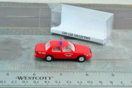 Cop Car Collection Ford Crown Victoria Ridley Township Police 1:87 HO Scale