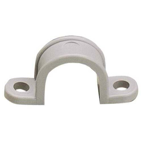 10-Pack Gardner Bender GCC-310 1-Inch Two Hole Plastic Straps