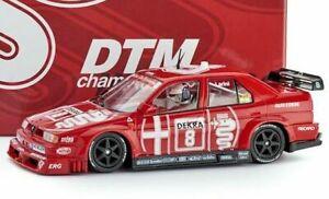 Alfa-Romeo-155-Campeon-DTM-1993-Slot-it-SICW22-Car-1-32-compatible-Scalextric