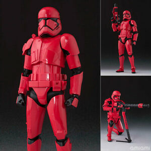 The Rise of Skywalker Figure Star Wars BANDAI S.H.Figuarts Sith Trooper