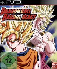 Playstation 3 DragonBall Raging Blast 1 Top Zustand