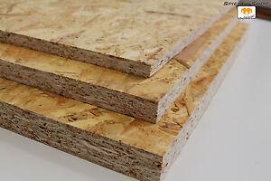 Holzzuschnitt Osb 3 In 12 Mm Grobspan Verlege Platte Feuchtraum