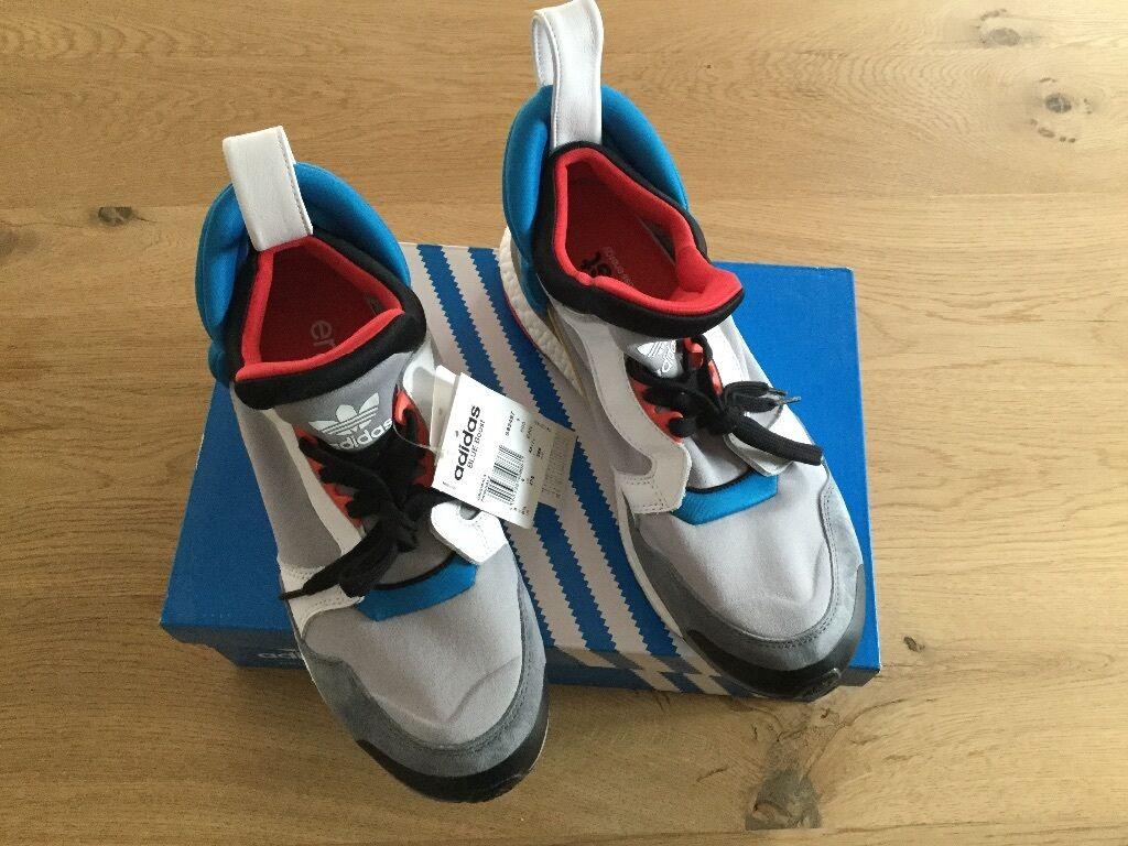 Adidas Blau Boost-Light Onix Onix Laufen Weiß S82497