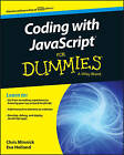 Coding with JavaScript for Dummies by Eva Holland, Chris Minnick, Nikhil Abraham (Paperback, 2015)