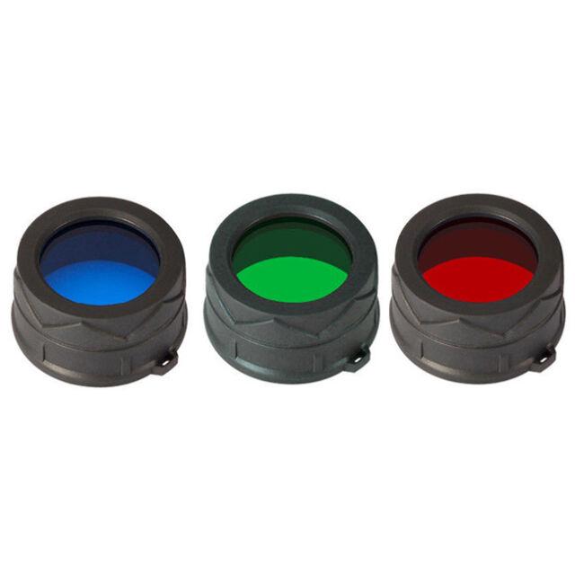 NiteCore NFD34 34mm Lens Filter Diffuser for MH25GTS EC25 EA45S SRT6 Flashlight