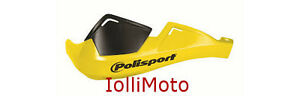 PARAMANI-POLISPORT-EVOLUTION-INTEGRAL-GIALLO-UNIVERSALI-CROSS-ENDURO-22mm