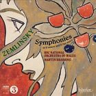 Alexander Zemlinsky: Symphonies in D minor and B flat major (CD, Feb-2014, Hyperion)