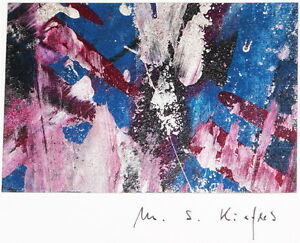 abstraktes-Gemaelde-M-S-Kiefers-Berlin-artprice-modern-abstrakt-Bild-Unikat