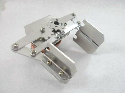 NEW Manipulator Mechanical Arm Paw Gripper Clamp For Arduino Robot MG995