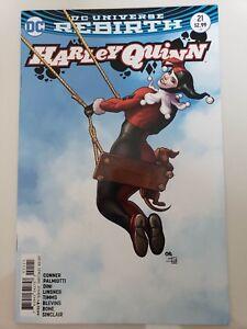 HARLEY-QUINN-21-2017-DC-UNIVERSE-REBIRTH-COMICS-FRANK-CHO-VARIANT-COVERN-NM