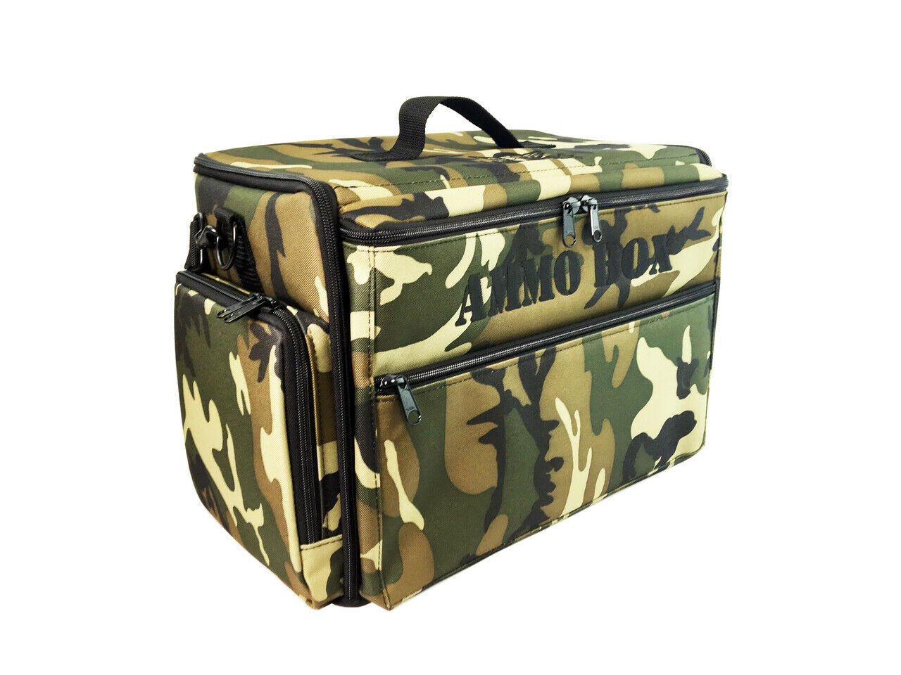 Battle Foam Wargames Bag BNIB Ammo Box Bag Standard Load Out - Camo