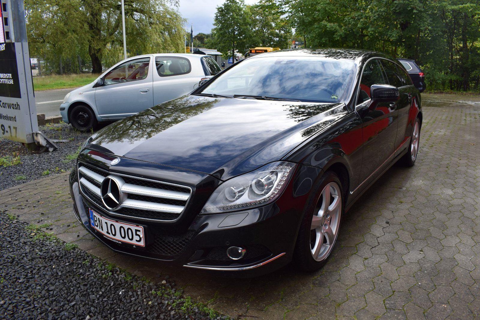 Mercedes CLS350 3,0 CDi SB aut. BE 5d - 344.900 kr.