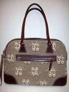 Dooney-amp-Bourke-Handbag-Satchel-type-10-034-h-x-15-034-w-width-is-5-1-2-inches