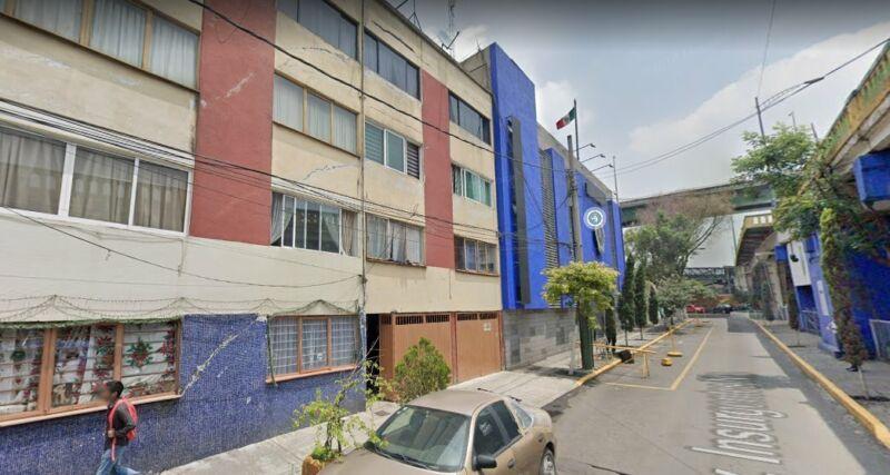 CS DEPARTAMENTO EN REMATE BUEN PRECIO SANTA MARIA LA RIBERA CUAUHTEMOC