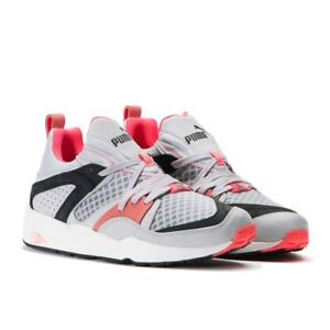 Puma-Men-039-s-Blaze-of-Glory-Trinomic-357772-03-Athletic-Sneakers-034-Crackle-Pack-034