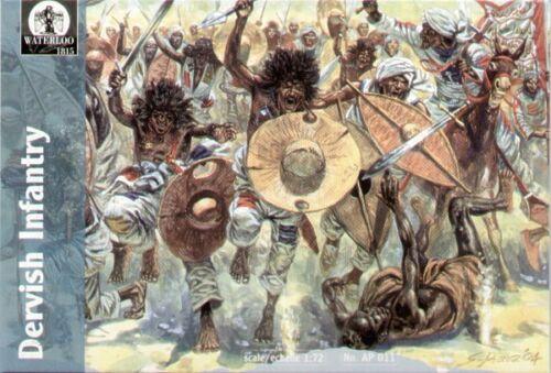 Waterloo 1815 1//72 Dervish Infantry Anglo Sudan War # AP011