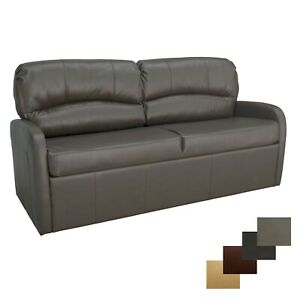 Details About Recpro Charles 70 Jack Knife Rv Sleeper Sofa With Arms Rv Furniture Chestnut