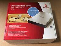 In Box Iomega Lphd040-u-pb-r 2.5 Portable Hard Drive Usb 2.0 Powered