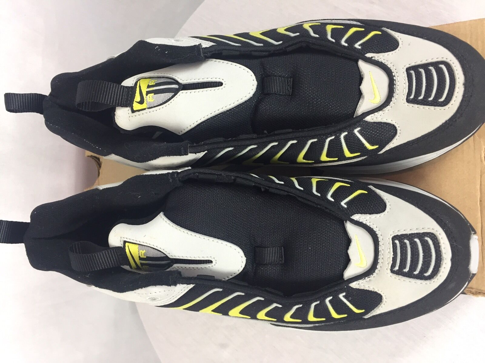bf26d912411 NEW! VTG 90 s Nike Air 45 45 45 Trainer Size 10 With Box Rare ...