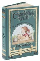 Charlotte's Web And Illustrated Classics By Eb White 2013 Sealed Leatherbound