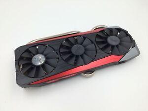 T129215SU-For-ASUS-STRIX-GTX980Ti-R9-390-Original-Video-Card-fan-with-heat-sink