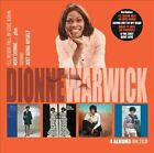 I'll Never Fall in Love Again/Very Dionne...Plus/Dionne/Just Being Myself by Dionne Warwick (CD, Jan-2014, 2 Discs, Edsel (UK))
