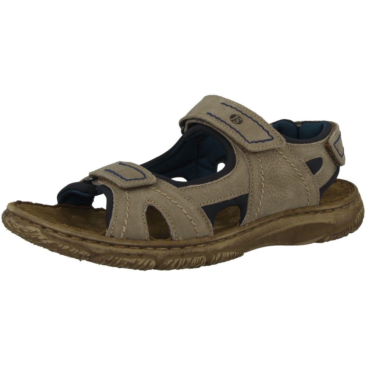 Josef Seibel Carlo 03 Schuhe Men Herren Outdoor Hiking Sandalen 27603-TE796-251