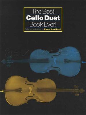2019 Nieuwe Stijl The Best Cello Duet Book Ever Sheet Music Book Mary Poppins Bela Bartok J S Bach Opruimingsprijs