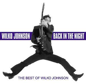 WILKO-JOHNSON-Dr-Feelgood-039-Back-In-The-Night-039-best-of-17-tracks-12p-bk-new