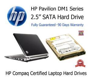 500GB-HP-Pavilion-dm1-4000ee-6-3cm-SATA-Laptop-Festplatte-HDD-upgrade-Ersatz
