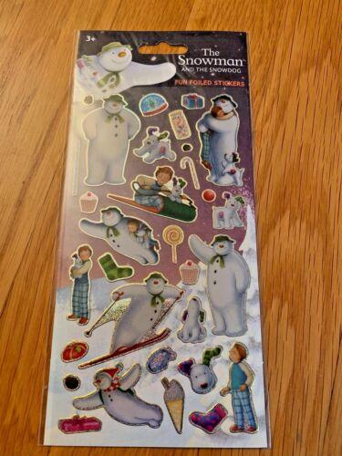 Feuille Autocollant Halloween Thomas ou le bonhomme de neige-Divers thèmes voir liste