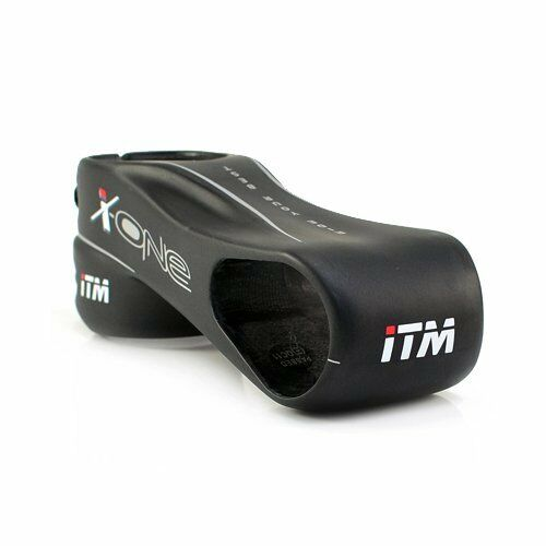 ITM X-ONE 1-1 8''and 1-1  4''Carbon Stem 31.8 x 100mm  hastened to see