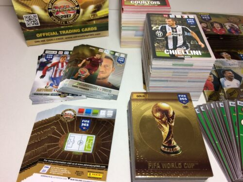 FIFA 365 2017 FENERBAHCE Panini Adrenalyn Card Eleven UE88