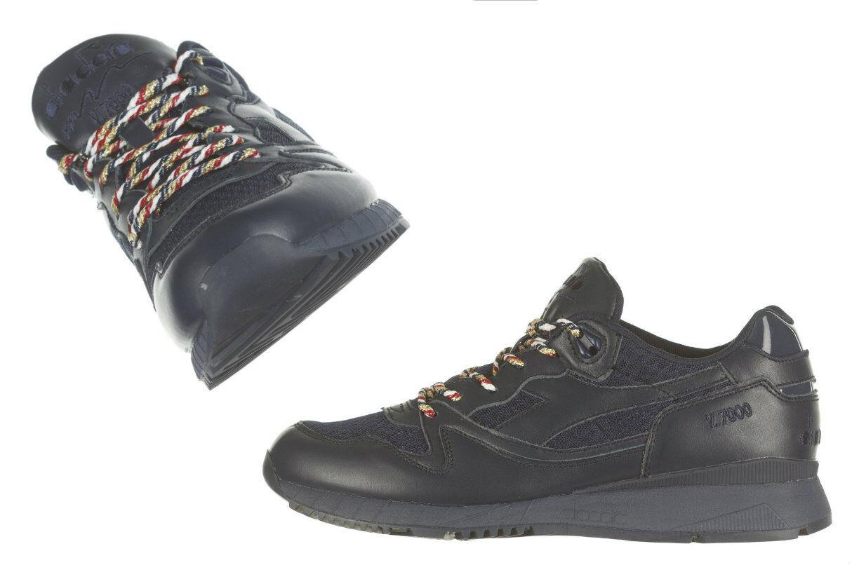 Mens DIADORA  V7000 USA  Blue Caspian Sea (dark Navy)  sneakers 501.170971-60066
