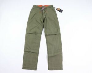 New-Gramicci-Mens-Small-Organic-Cotton-Outdoor-Hiking-All-Access-Climber-Pants