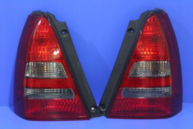 Jdm Subaru Forester Xt Xs X Wrx Sti Sg5 Oem Tail Lights Lampsleft