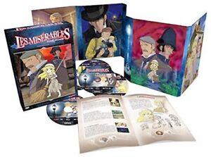 10 Dvd Box Cofanetto LES MISERABLES - IL CUORE DI COSETTE completa nuovo 2007