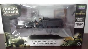 FORCES OF VALOR 1:32 Diecast SCALE WW2 GERMAN KFZ. 70 PERSONNEL CARRIER