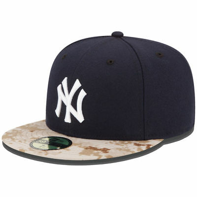 Baseball & Softball Knowledgeable New York Yankees Mlb Memorial Day Salute To Service Hat Size 7 Camo __b116 High Quality And Low Overhead Team Sports