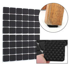 48pcs Non Slip Self Adhesive Floor Protectors Sofa Table Chair Rubber Feet  Pad E