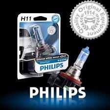 Philips H11 White Vision + 60% light 12362WHVB1 4300K 12V PGJ19 (1 bulb)