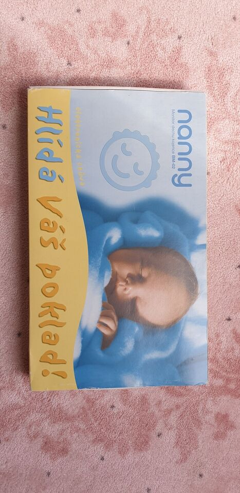 Babyalarm, Puls måler