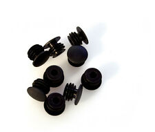 handlebar end plugs, plastic bungs, suit MTB, Hybrid, Riser bars, straight bar.