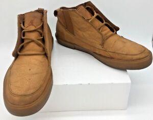 new product 7eebf 22935 Image is loading Vintage-Nike-Air-Jordan-V2-Grown-Cognac-Gum-
