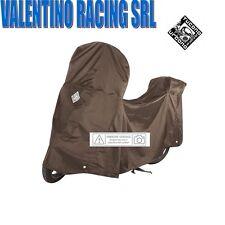 Coprimoto OSAN Telo Copri Moto Motociclo Impermeabile Antipolvere Anti UV Traspirante Universale 265x105x125cm Nera/&Viola