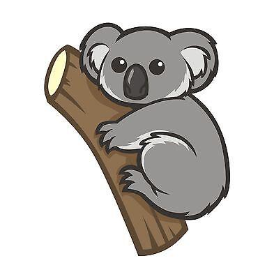 Koala Bear Oz Aussie Australian Sticker Decal Graphic