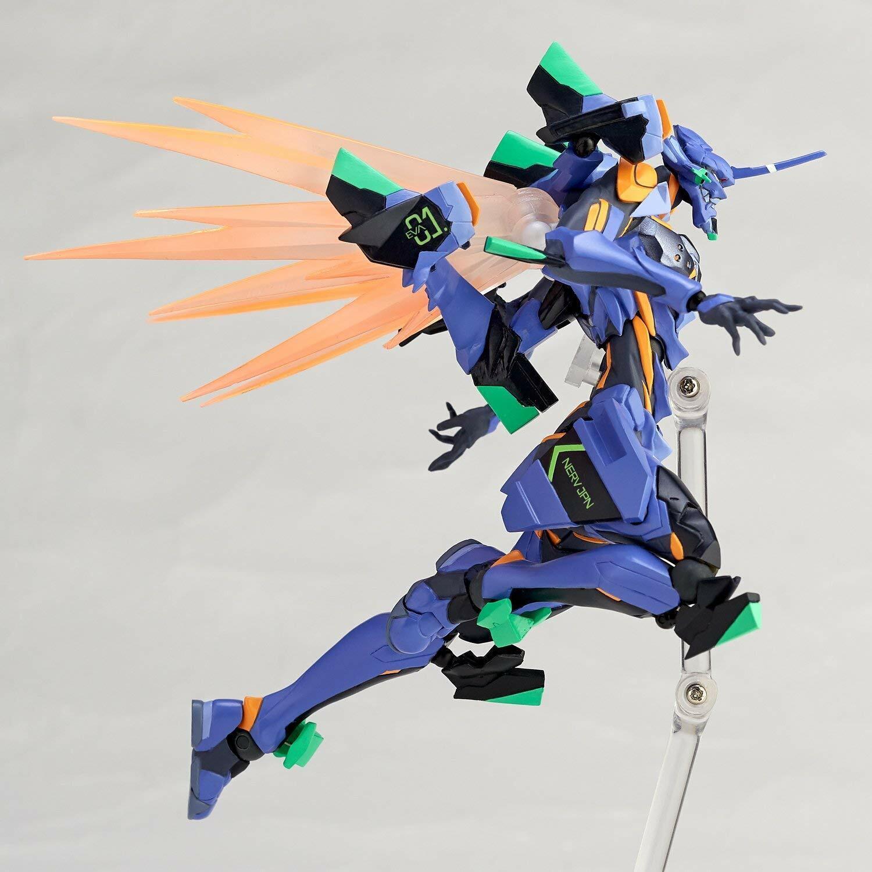 EVA-01 Final Unit  Anime NEON GENESIS EVANGELION EVA 17cm PVC Figure New Loose